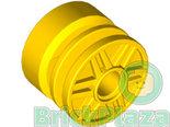 LEGO-Velg-18x14-mm-geel-55981-4490142