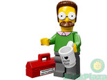 LEGO-Minifiguur-Serie-S-Ned-Flanders-nr.-7-71005