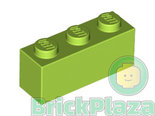 LEGO-Steen-1x3-lime-3622-4166093