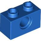 LEGO-Blue-Technic-Brick-1-x-2-with-Hole-3700-370023