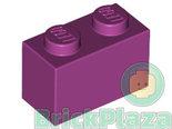 LEGO-Steen-1x2-fuchsia-3004-4519195