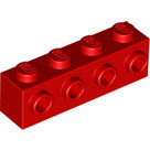 LEGO-Red-Brick-Modified-1-x-4-with-4-Studs-on-1-Side-30414-4157223