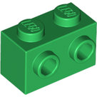 LEGO-Green-Brick-Modified-1-x-2-with-Studs-on-1-Side-11211-6129807
