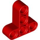 LEGO-Red-Technic-Liftarm-3-x-3-T-Shape-Thick-60484-6194079