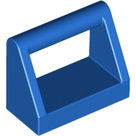 LEGO-Blue-Tile-Modified-1-x-2-with-Handle-2432-243223