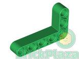 LEGO-Technic-Hoek-Balk-3x5-90-Graden-groen-32526-6013557