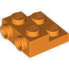 LEGO-Orange-Plate-Modified-2-x-2-x-2-3-with-2-Studs-on-Side-99206-6289113