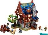LEGO-Ideas-Middeleeuwse-smid-21325