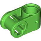 LEGO-Bright-Green-Technic-Axle-and-Pin-Connector-Perpendicular-6536-6097399