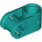 LEGO-Dark-Turquoise-Technic-Axle-and-Pin-Connector-Perpendicular-6536-6295183
