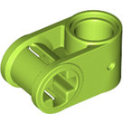 LEGO-Lime-Technic-Axle-and-Pin-Connector-Perpendicular-6536-6261378