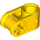 LEGO-Yellow-Technic-Axle-and-Pin-Connector-Perpendicular-6536-6261367