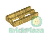 LEGO-Tegel-Aangepast-1x2-Rooster-warm-goud-2412-4490599