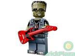 LEGO-Minifiguur-Serie-14-Monster-Rocker-nr.-12-71010