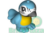 LEGO-Papegaai-medium-azur-15855-6055563