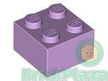 LEGO-Steen-2x2-licht-paars-3003-6099349