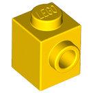 LEGO-Steen-Aangepast-1x1-met-1-Nop-geel-87087-4624985