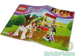 LEGO-Bouwbeschrijving-Friends-Olivias-Veulentje-41003