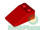 LEGO-Dakpan-2x3-25-graden-rood-3298-329821