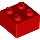 LEGO-Red-Brick-2-x-2-3003-300321
