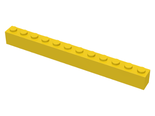 LEGO-Yellow-Brick-1-x-12-6112-4271082