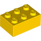 LEGO-Yellow-Brick-2-x-3-3002-300224