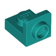LEGO Dark Turquoise Bracket 1 x 1 - 1 x 1 Inverted 36840 - 6295369