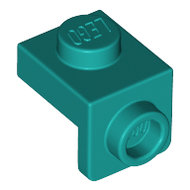 LEGO Dark Turquoise Bracket 1 x 1 - 1 x 1 36841 - 6242488