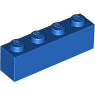 LEGO Blue Brick 1 x 4 3010 - 301023