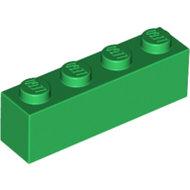 LEGO Green Brick 1 x 4 3010 - 4112838