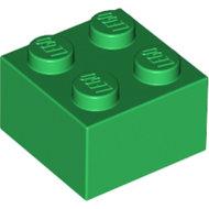 LEGO Green Brick 2 x 2 3003 - 300328