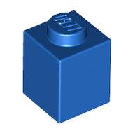 LEGO Blue Brick 1 x 1 3005 - 300523