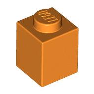 LEGO Orange Brick 1 x 1 3005 - 4173805