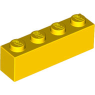 LEGO Yellow Brick 1 x 4 3010 - 301024