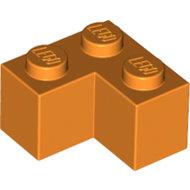 LEGO Orange Brick 2 x 2 Corner 2357 - 6212079