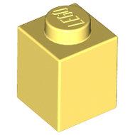 LEGO Bright Light Yellow Brick 1 x 1 3005 - 6022084
